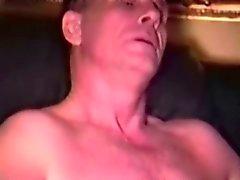 Homosexuell Gruppe Orgie mit Ruckeln altes Leute