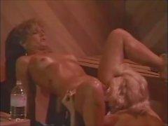Pj Sparxx - Sauna Lesbo Orgiat