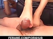 Femdom Porn Szenen entlang der hervorragenden Yui Komine