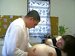 RANSKAN CASTING n43brunette raskaana olevat lapsi vaaleat kypsät MILF