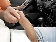 Masturbação Unidade de carro