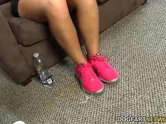 Nikki Blake BBC Fuß-Fetisch