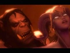 World of Warcraft - Coliseum of Lust Porn Movie.
