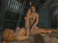 Skyrim Lesben