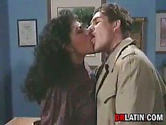 Latince Ofis Çalışanı olması Sex