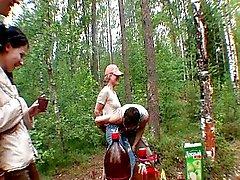 Русские студенты рыбалка