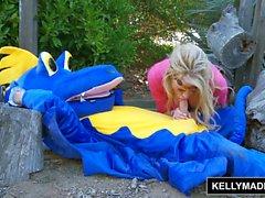 KELLY MADISON - Wie Sie Ihren Drachen blasen