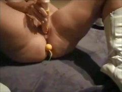 Hot culo grosso moglie anale a casa