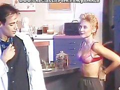 Получение оральный и вагинальных со блондин