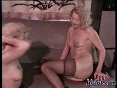 Ces lesbiennes ont eu des rapports sexuels