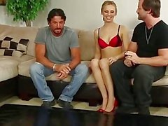 Jillian Janson Nuru Massage with 50 Year Old Man