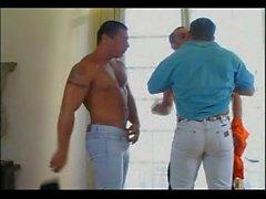 Горячий бразильский Ребят Threesome