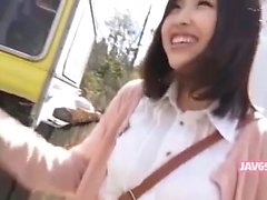 Adorable Sexy Japanese Girl Banging