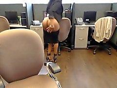 Webcam oficina de