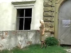 Mme Leona - Mamie l'allemand plein air