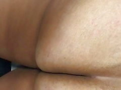 bbw hanane (crachat in Anal)