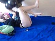 Braguitas de lencería de chicas Ashton y Kelly miran video gratis