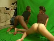ebony getting fucked good!!