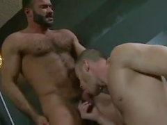 French cop passionate fuck