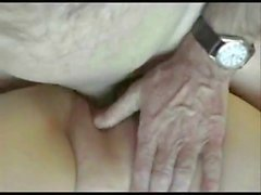 Slutty german amateur mature in pussy and ass