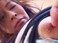 Sakura Anna grita em aventura pornô incrível