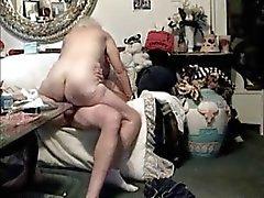 gamla paret den soffan