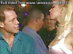 A Jenna Jameson jodida en el Bar de