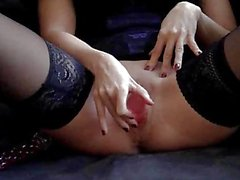 2 Toys For Her Pussy (German Dirty Talk)