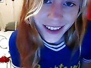Jugend Webcams Mädchen hat große Orgasms