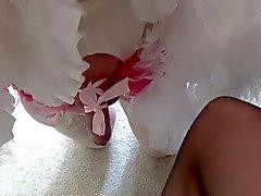 La chasteté Sissy Pucelle Coq Version - Maîtresse madame Température