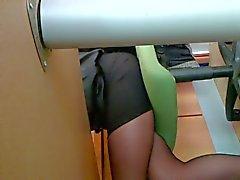 Ofisteki Sekreterim gizlivideom OCM