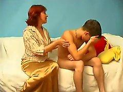 Della mamma russo afferra una bambino Masturbarsi WF