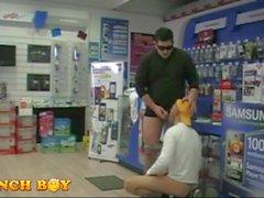 2 Jungs Get It On mit Fastenal Shop