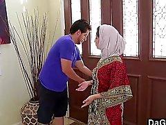 Dagfs Арабский цыпленок Nadia Ali вкус белым