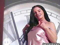 Sirene Carmen allevamento di il suo divertimento part2 della vagina