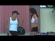 Danica Dillan - Nackt auf der Sunset Strip Pkt . 2.