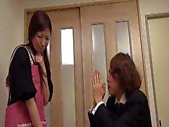 Mizuho yamashiro - enganando esposa uma -by PACKMANS