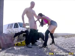 Full Sex Service Station with Nikki Benz