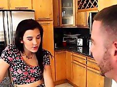 Tonys grande galo chupar por Anya e Jenna garganta profunda