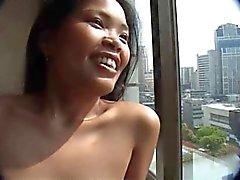 Tailandês Nam Garota Fodido Boa
