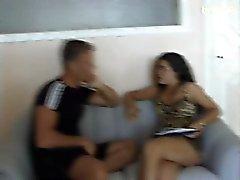 Braziliaanse Thais Vieira Interview Rocco