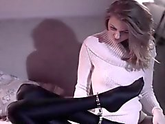 Super fluent strapon dildo erotic movie
