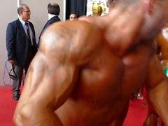 Pré-julgamento bastidores - Arnold Classic 2014