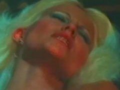 Klassische Blonde Vintage-Ficken