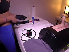 Sybian cumshot! maybe worth trying ;P
