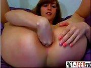 Teen amateur cam show - hot-teen-