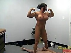 Angela Salvagno - Cock Workout .
