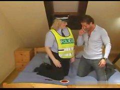 Giugno Kelly BBW della polizia