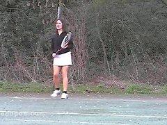 Rebecca - Tennishalli Kostutuksen