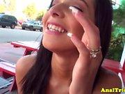 namorada Bikini Layla Lopez anal bateu